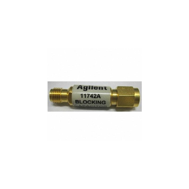 Agilent 11742A Blocking Capacitor