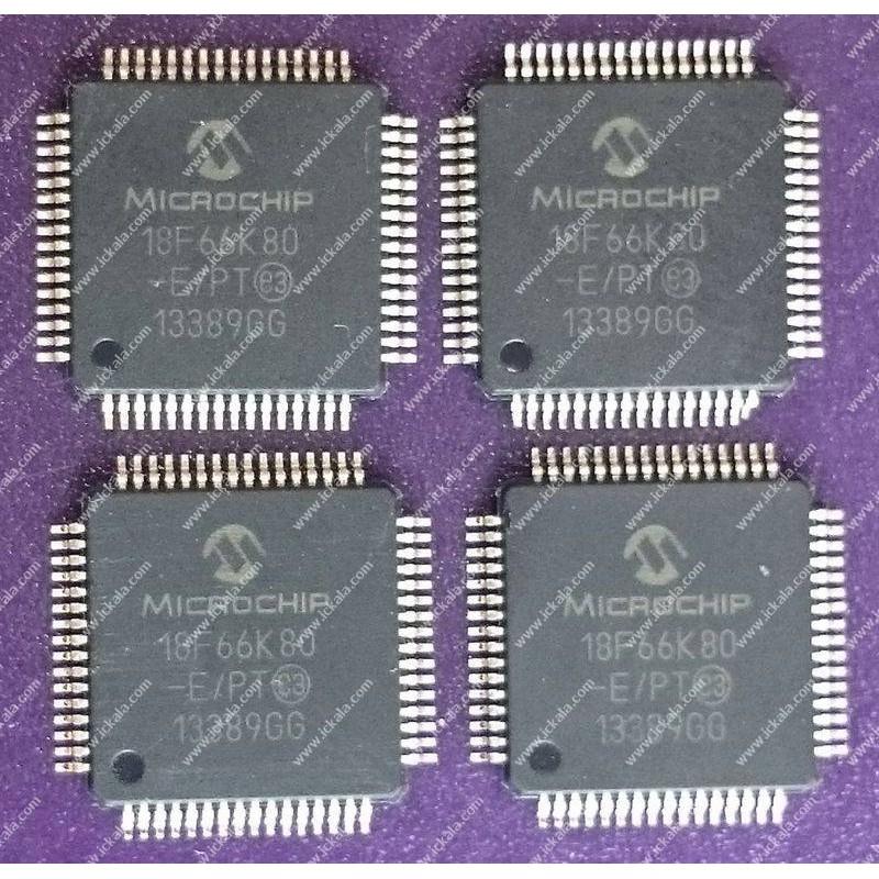 PIC18F66K80-E/PT