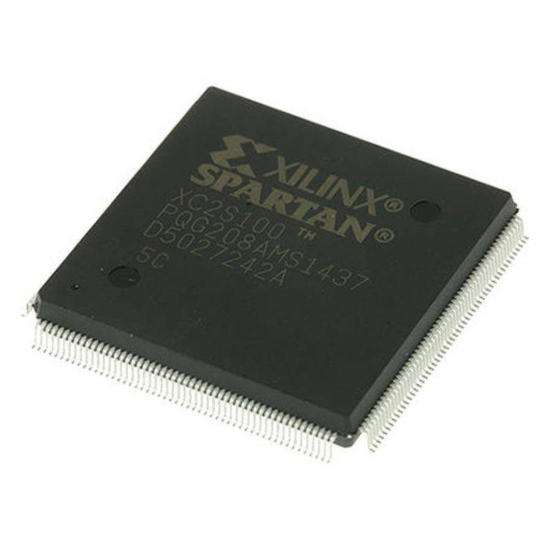 XC2S100-5PQG208I