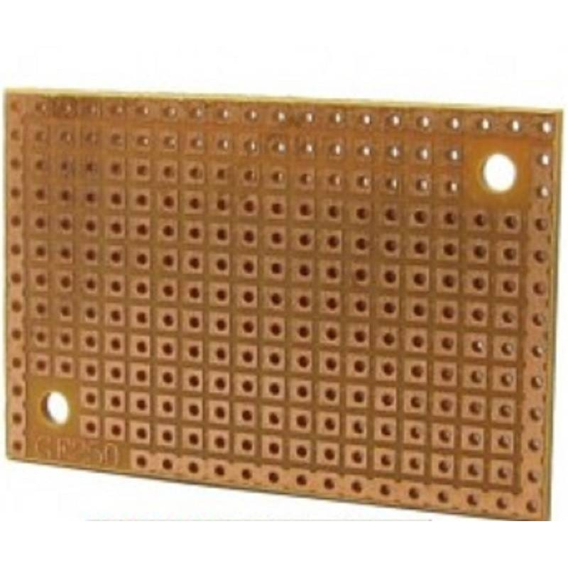 فیبر سوراخدار 250-PCB 250-DOT+