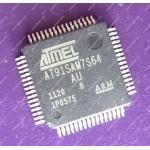 AT91SAM7S64B-AU