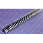 Pin header - Male-11mm-2x40