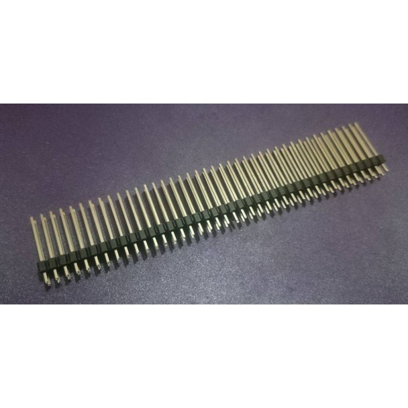 Pin header - Male-19mm-2x40