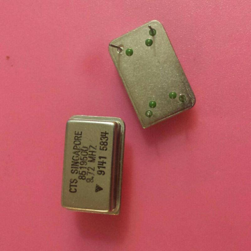 Oscillator 9.72MHz