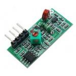 ماژوی گیرنده RF دارای فرکانس 433MHZ و مدولاسیون ASK