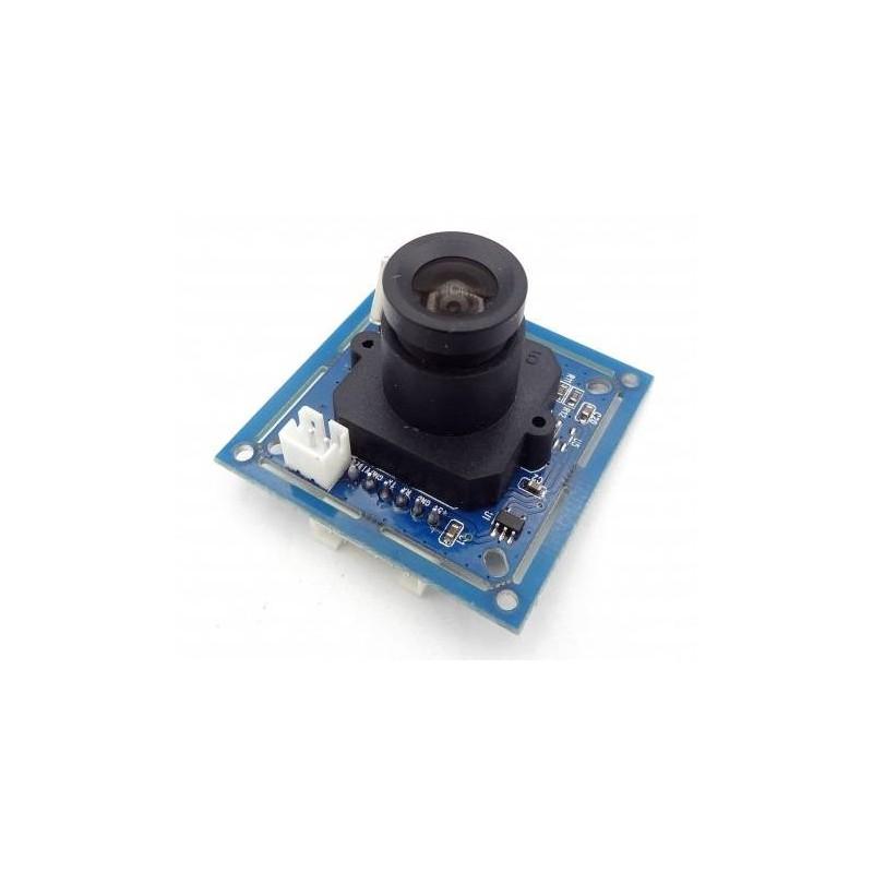 ماژول دوربین رنگی JPEG سریال UART