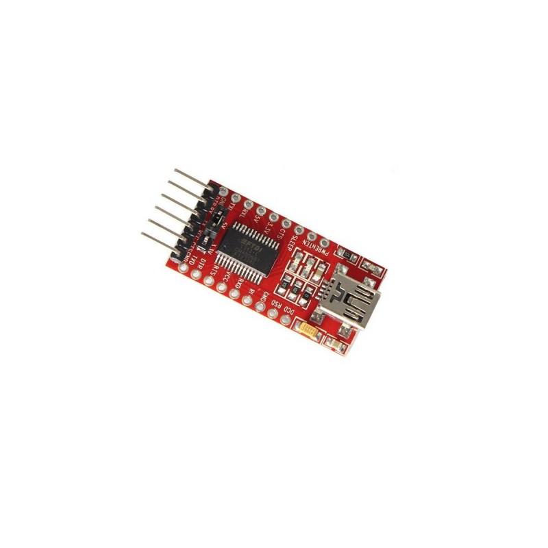 ماژول مبدل USB به سریال FT232