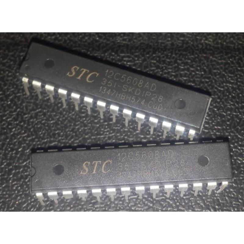 STC12C5608AD