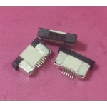 0.5mm-6PIN-ZIF-SMT-FPC-Connector