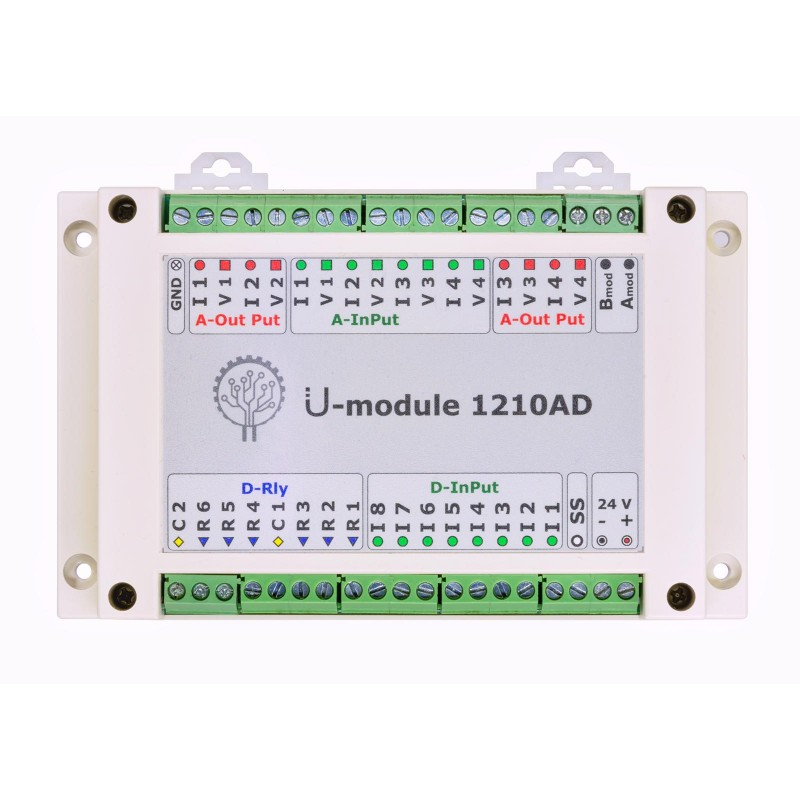 U-module1210AD-ِData Logger