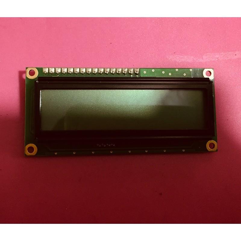 CH1*16/Green/backlight