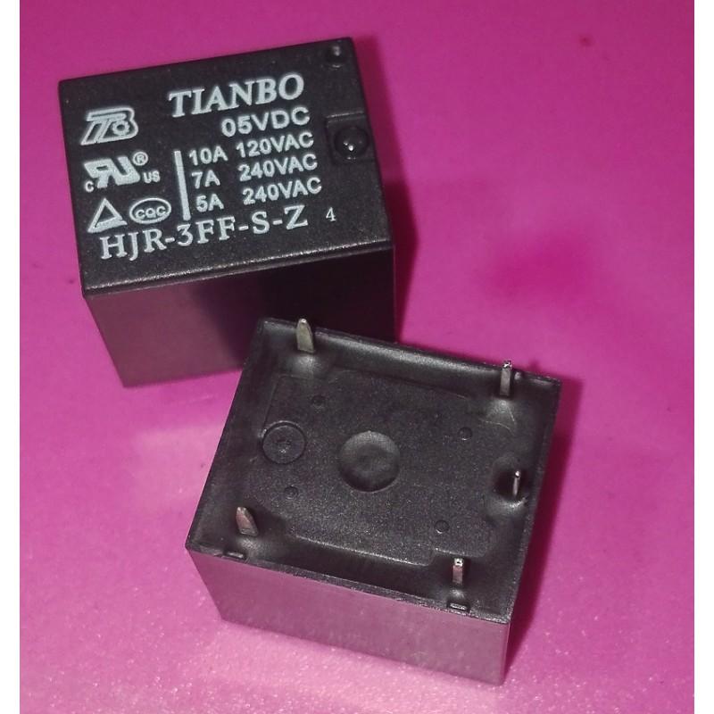 HJR-3FF-S-Z-5Vdc