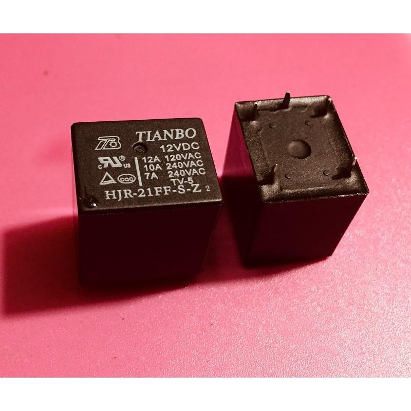 HJR-21FF-S-Z-12VDC