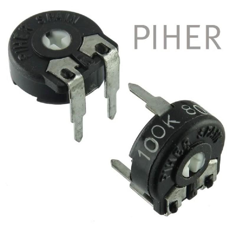 pot piher100k screw