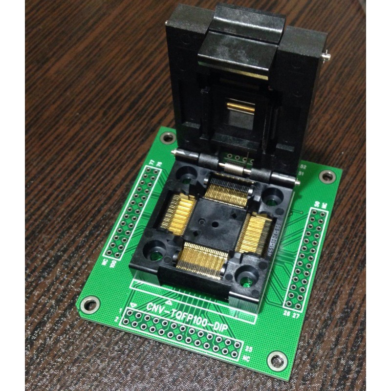 TQFP100-adaptor