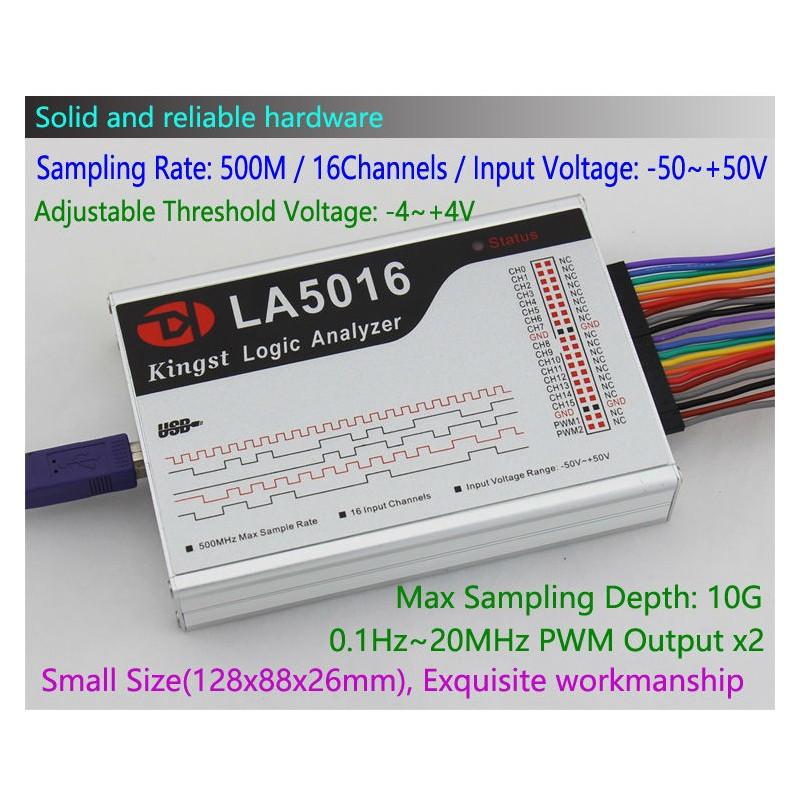LA5016 LOGIC ANALYZER
