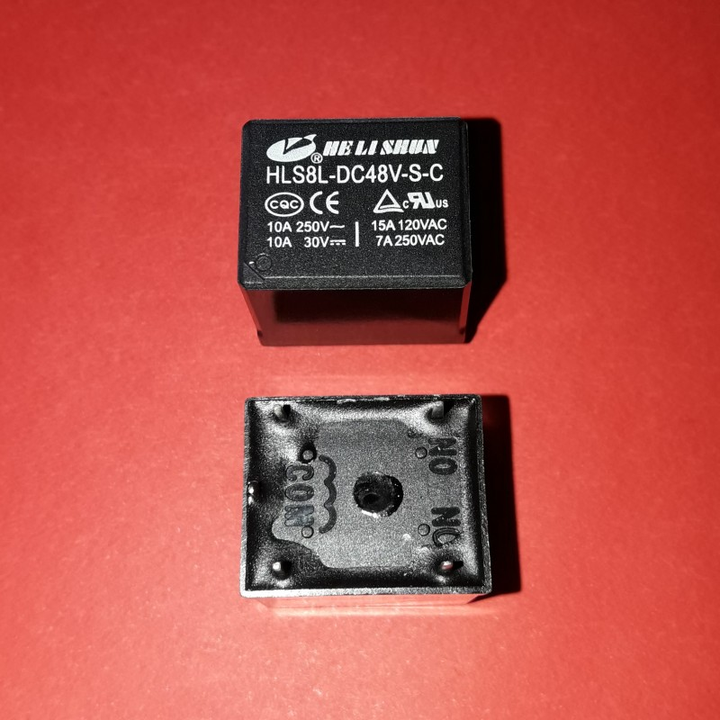 HLS8L-DC48V-S-C