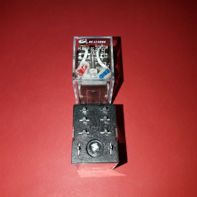 HLS-13F-2C AC220V NP LED