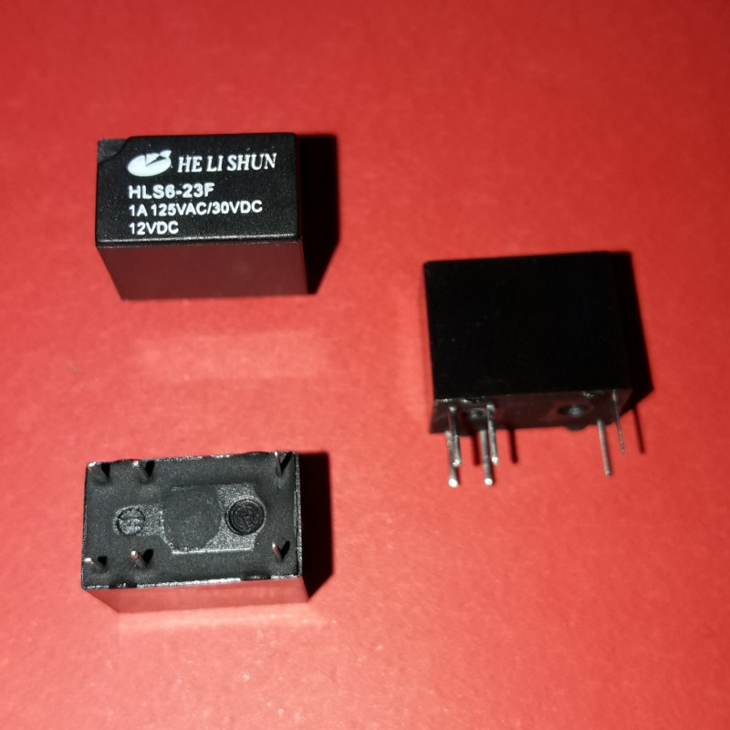 HLS6-23F 12VDC