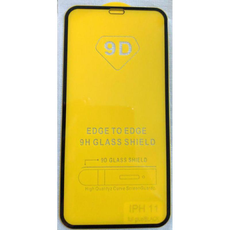 محافظ صفحه نمایش Di9 برای موبایل آیفون 11 و XR