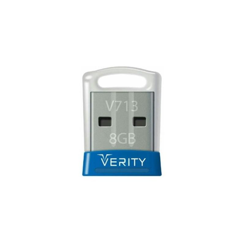 فلش مموری وریتی مدل V713 ظرفیت 8 گیگابایت