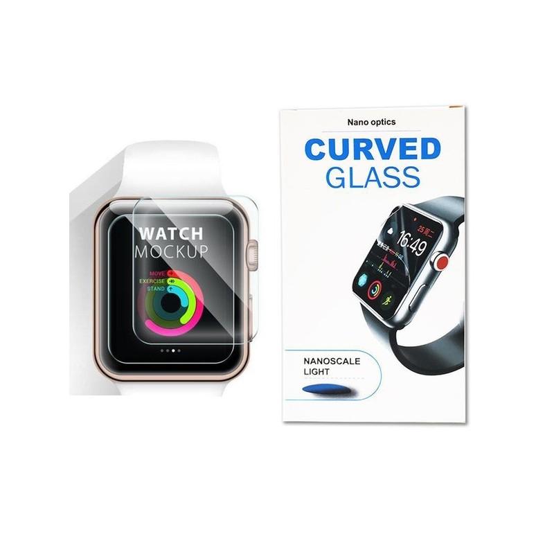 گلس ساعت هوشمند مدل CURVED NANO OPTICS