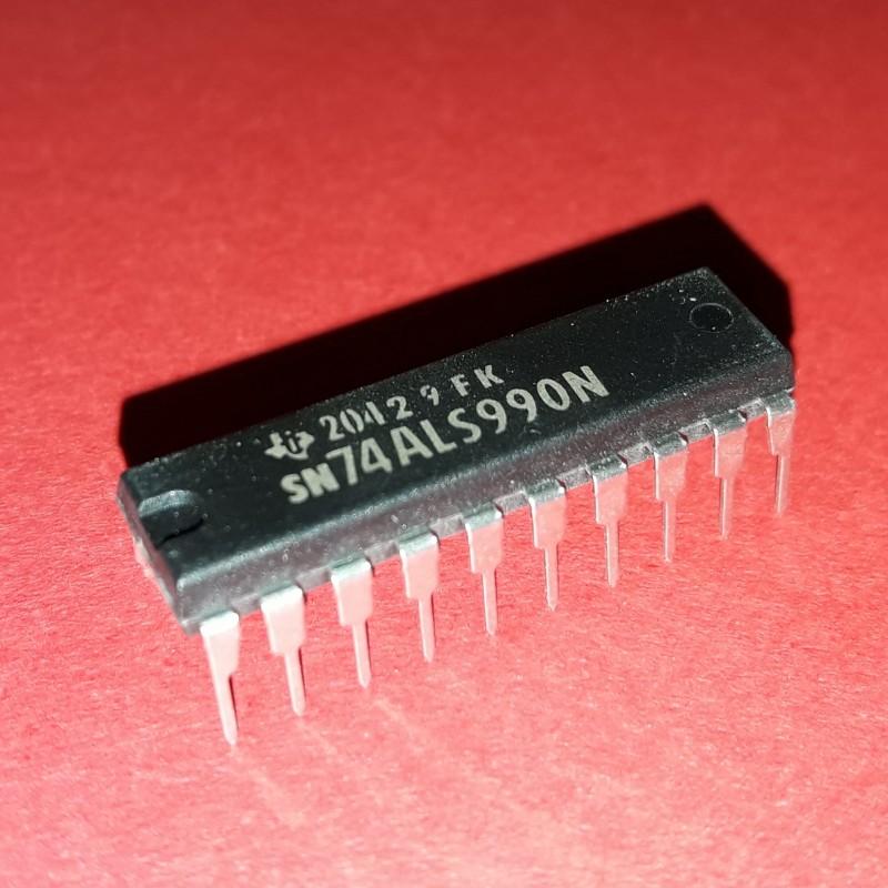 74ALS990