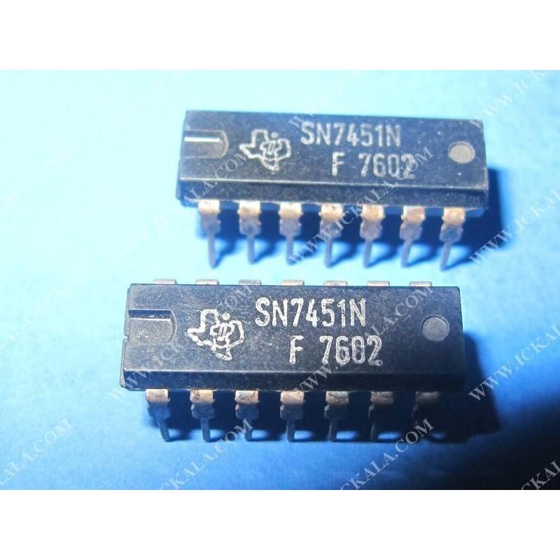 SN7451N
