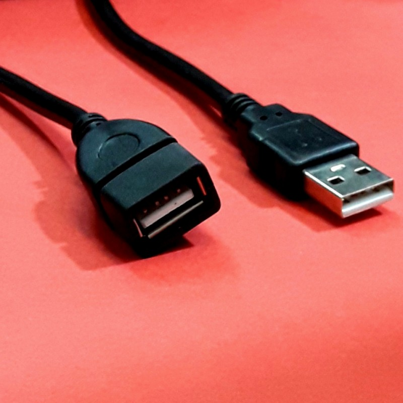 کابل افزایش طول USB 2.0