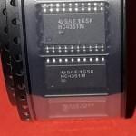CD74HC4351M