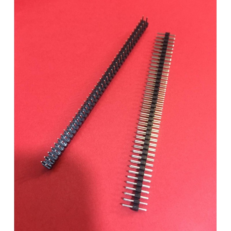 Pin header - Male-2mm-2x40