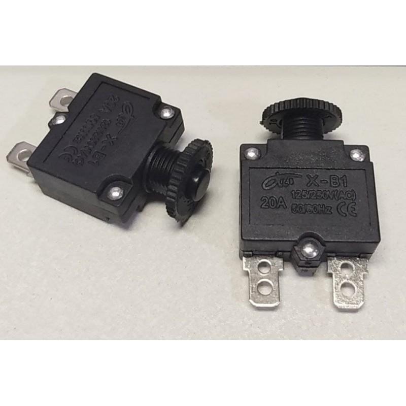 Thermal Circuit breaker 20A