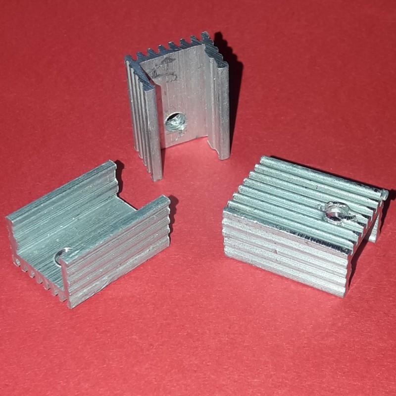 HEATSINK U-2.5x1.5x1.1