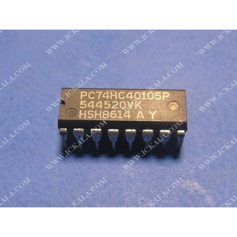 PC74HC40105P