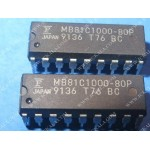 MB81C1000-80P
