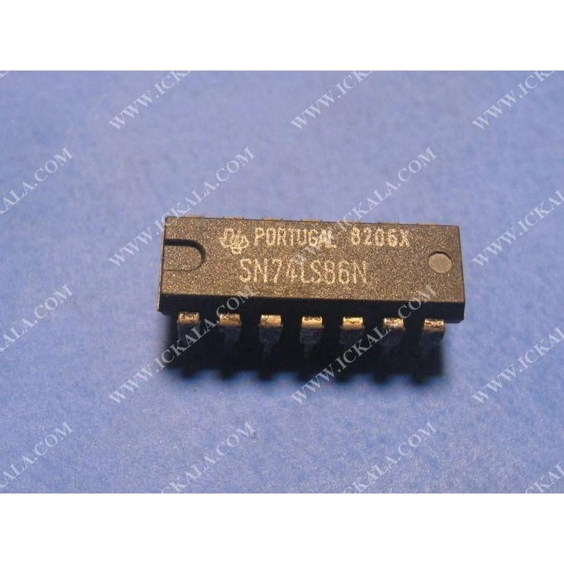 SN74LS86N