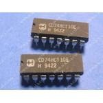 CD74HCT10E