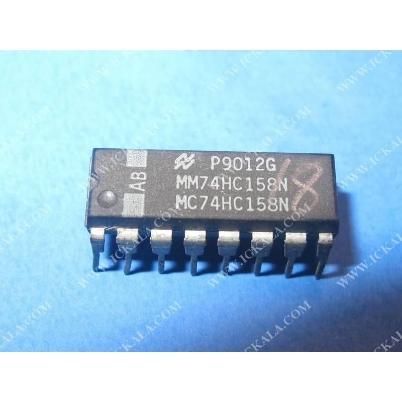 MC74HC158N