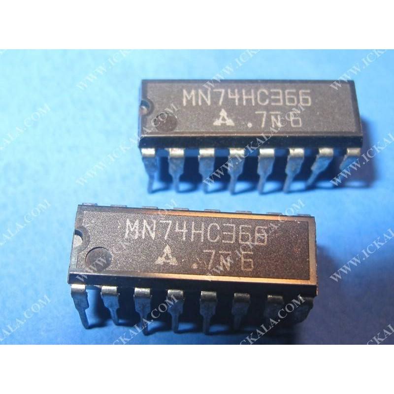 MN74HC366