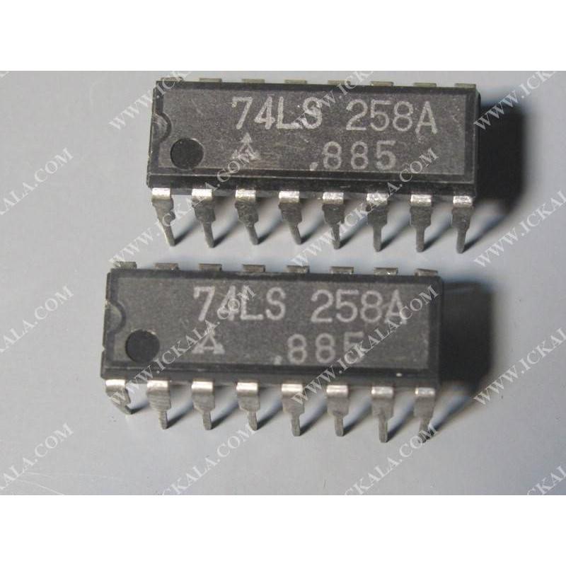 74LS258A