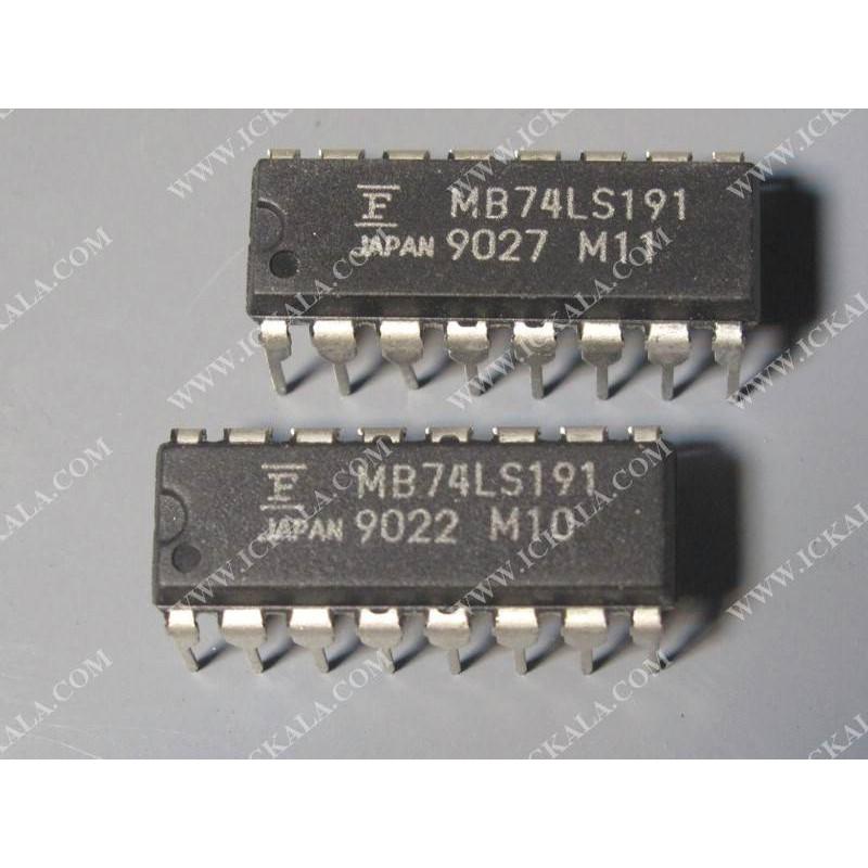 MB74LS191