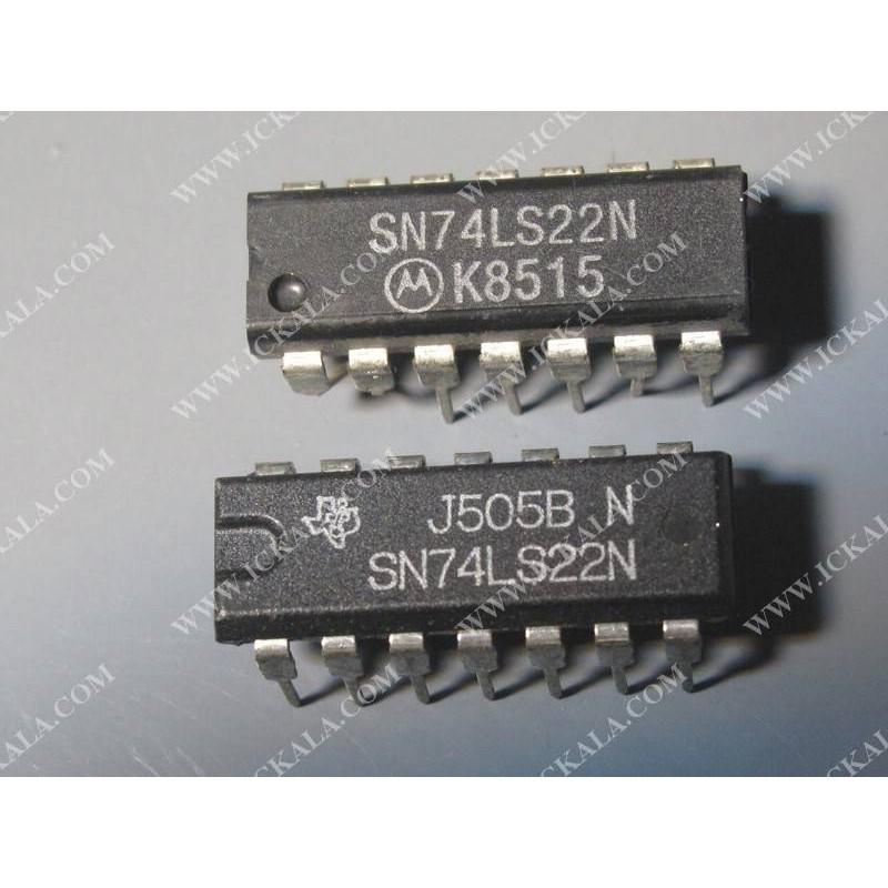 SN74LS22N