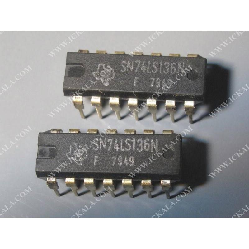 SN74LS136N