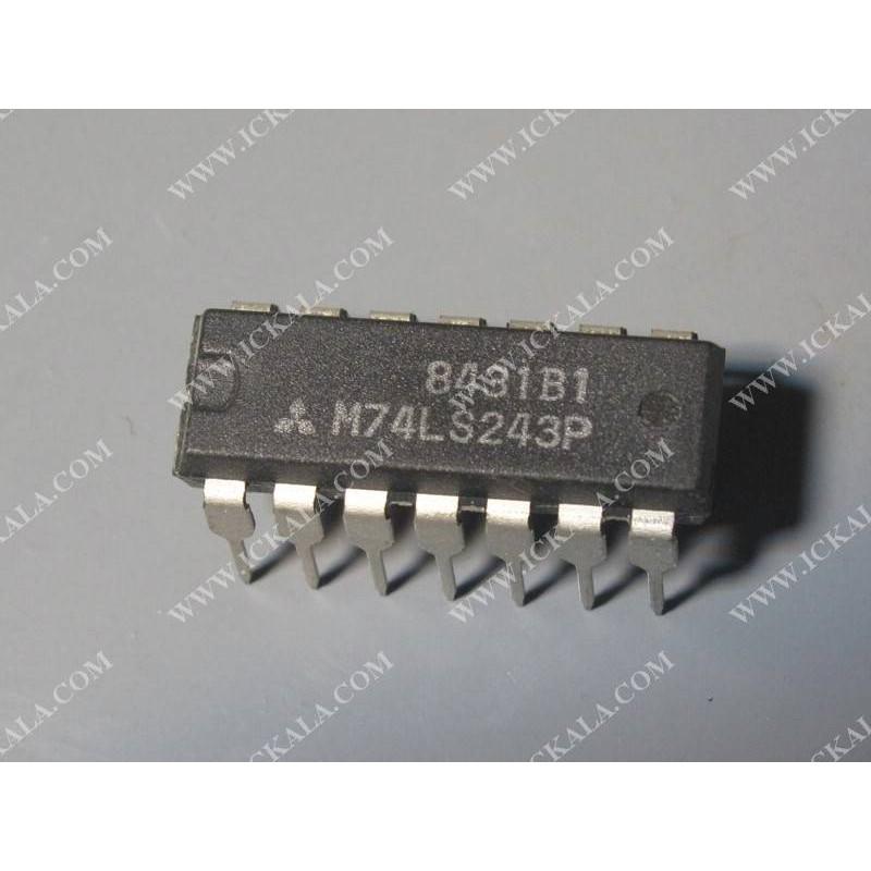 M74LS343P