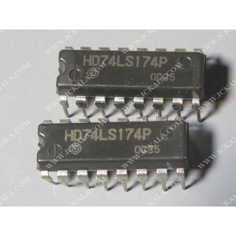 HD74LS174P