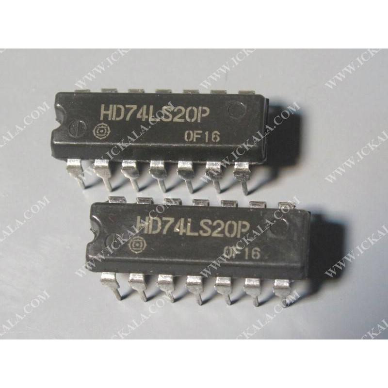 HD74LS20P