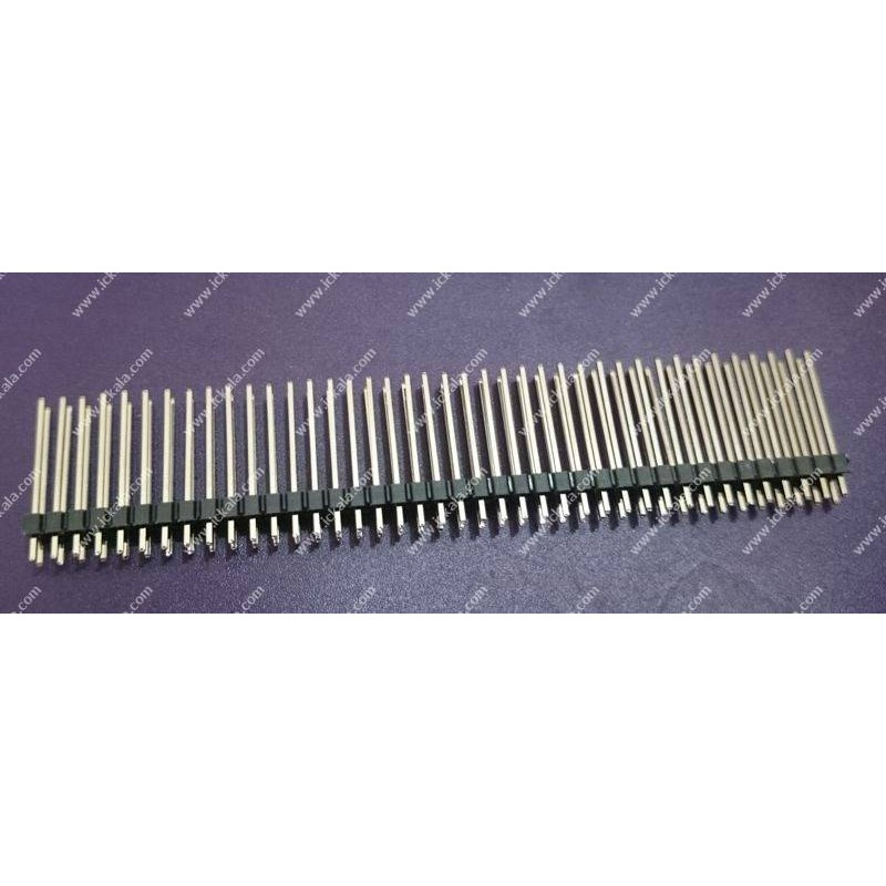 Pin header - Male-Short-2*40