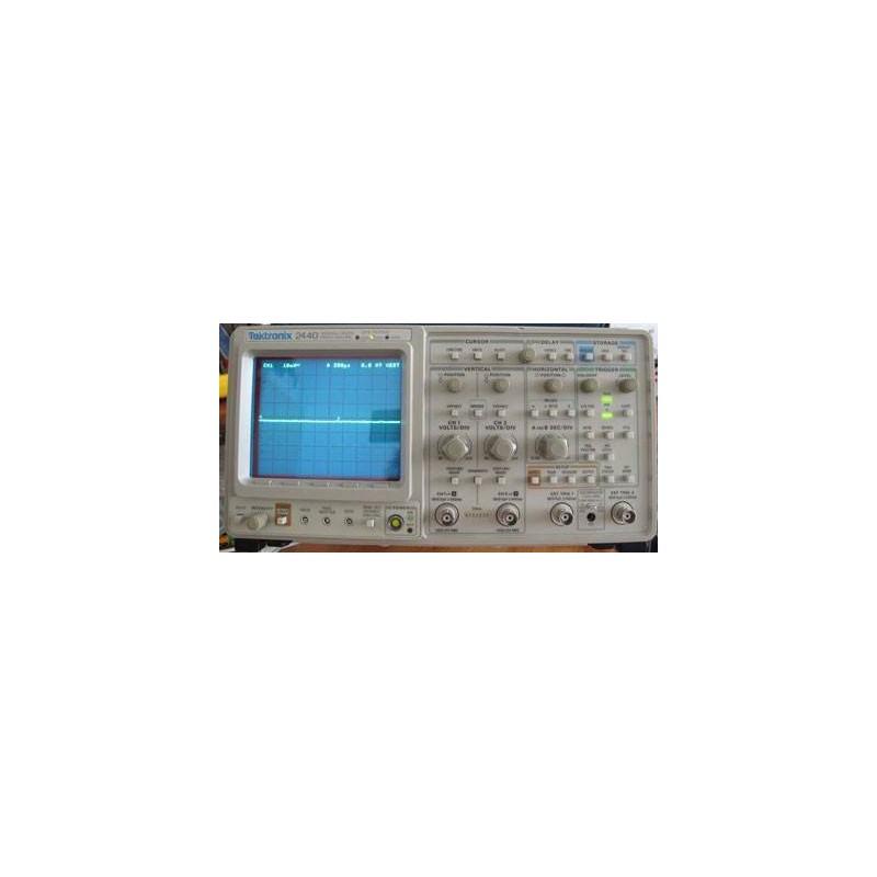 TEKTRONIX 2440 350MHz OSCOPE
