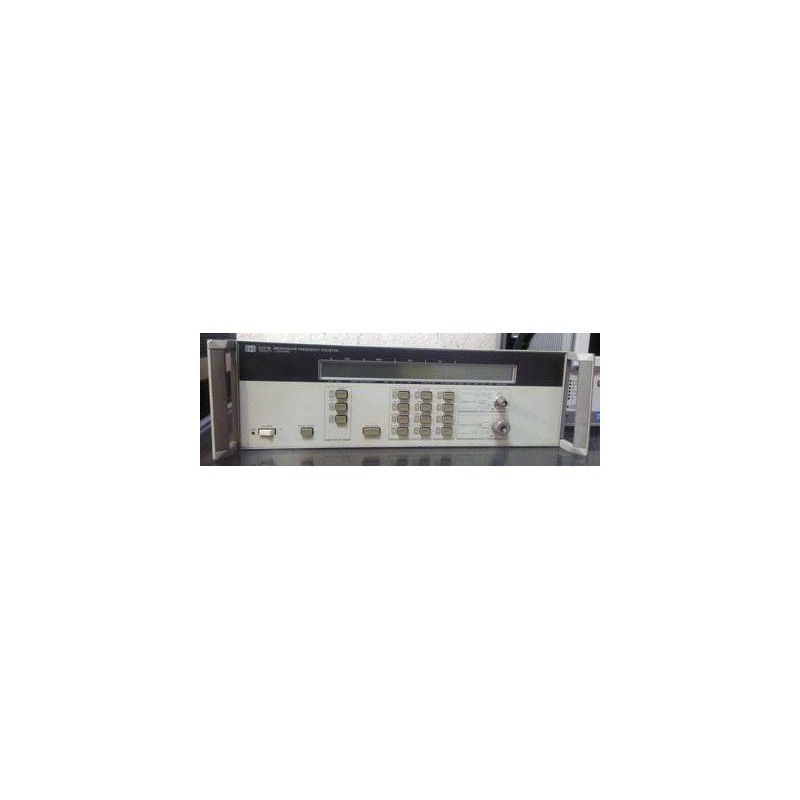 HP 5351B MICROWAVE FREQUENCY COUNTER