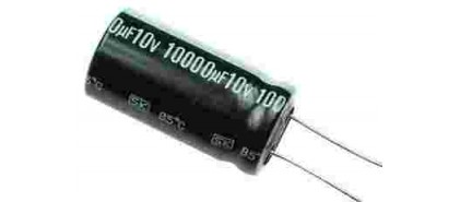 خازن های الکترولیتی 10 ولتی